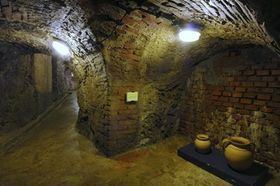 Jihlava's catacombs, photo: CzechTourism