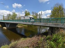Doubský Bridge in Karlovy Vary, photo: ČTK/Slavomír Kubeš