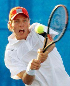 Теннисист Томаш Бедрых (Фото: ЧТК)