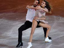 Gabriella Papadakis et Guillaume Cizeron, photo: ČTK