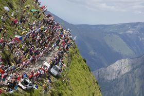 Tour de France, 2014, photo: Markéta Navrátilová