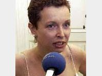 La ministra de Educación, Petra Buzková