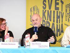 Patrick Declerck, photo: © Helena Hrstková / Host
