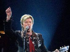 David Bowie, photo: CTK