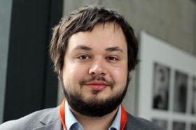 Filip Jirouš, photo: Věra Luptáková / Czech Radio