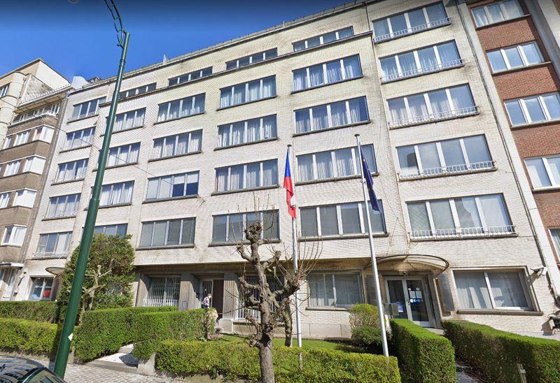 Centre tchèque de Bruxelles, photo: Google Maps