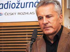 Robert Fremr (Foto: Alžběta Švarcová, Archiv des Tschechischen Rundfunks)