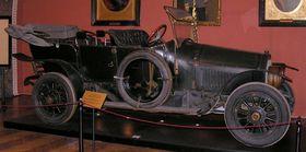 Foto: Cabriolet des Automobilherstellers Gräf und Stift (Foto: Kadin2048, Wikimedia CC BY-SA 3.0)