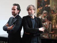Jegor Koreškov a Petr Václav, foto: Martina Schneibergová