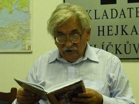 Ludvík Vaculík, foto: autor