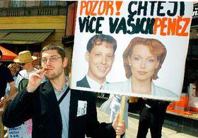 Tax Freedom Day in Brno, photo: CTK