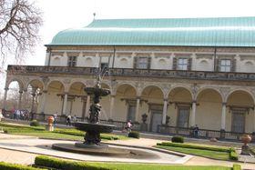 Letohrádek královny Anny, foto: Kristýna Maková