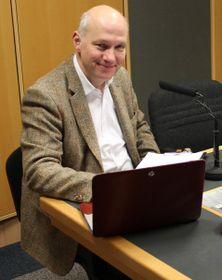 Pavel Fischer (Foto: Archiv des Tschechischen Rundfunks - Radio Prag)