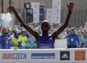 Daniel Wanjiru, photo: CTK