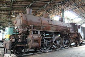Chomutov railway depository, photo: Jan Beneš