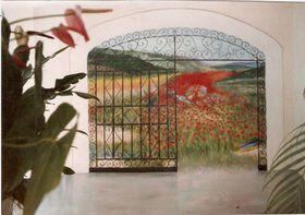 Portón de Flores