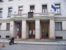 El Ministerio de Finanzas, foto: ŠJů, CC BY-SA 3.0
