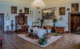 Speisesaal (Foto: Archiv des Museums in Nový Jičín)