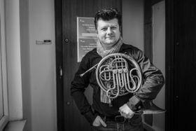 Радек Баборак, фото: Войтех Гавлик, Архив Чешского Радио
