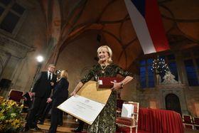 Dagmar Koller (Foto: ČTK / Vít Šimánek)