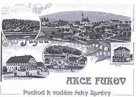 Fukov - pohlednice