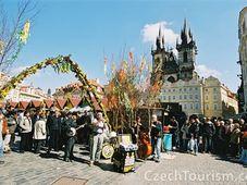 Plaza de la Ciudad Vieja de Praga, foto: CzechTourism
