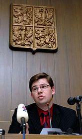 Ministro de Justicia, Jirí Pospísil (Foto: CTK)