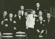 Arnošt Kavka (im weißen Sakko). Foto: Archiv des Popmuseums