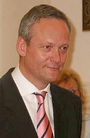 Czech foreign minister Cyril Svoboda