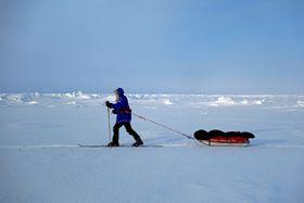 On the way to North Pole, photo: Archive of Zdeněk Chvoj