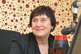 Eva Kralíková, foto: Marian Vojtek, ČRo