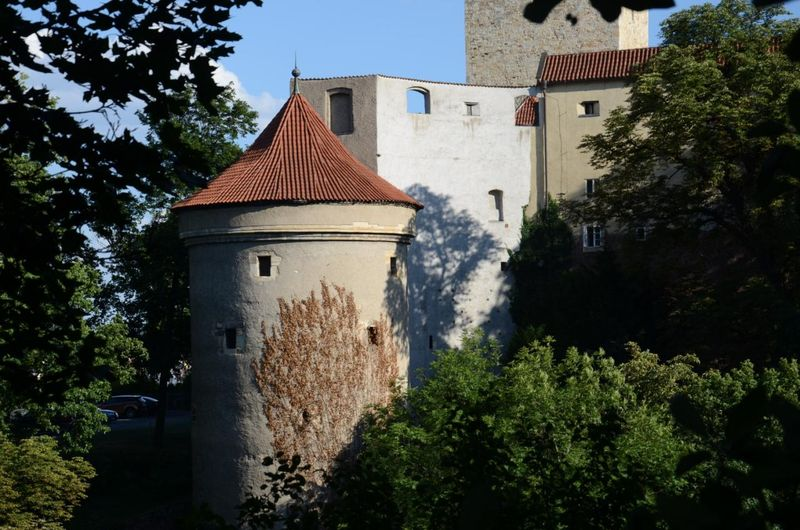 башня Далиборка, фото: Иолана Новакова, Архив Чешского Радио