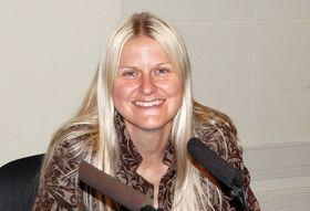Gabriela Demeterová, foto: archivo de la Radiodifusión Checa