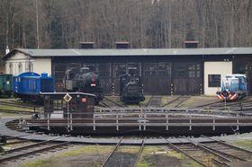 Depot in Lužná (Foto: Archiv des Tschechischen Rundfunks - Radio Prag)