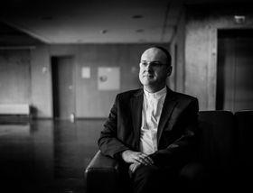генеральный секретарь епископской конференции Станислав Пршибыл, фото: Войтех Гавлик, Архив Чешского Радио