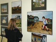 De la exposición Ciudades de chalet