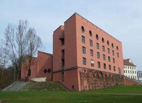 Philosophische Fakultät der Universität Passau (Foto: Kurt Seebauer, Wikimedia Commons, CC BY-SA 3.0)