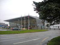 L'aéroport Leoš Janáček à Ostrava-Mošnov