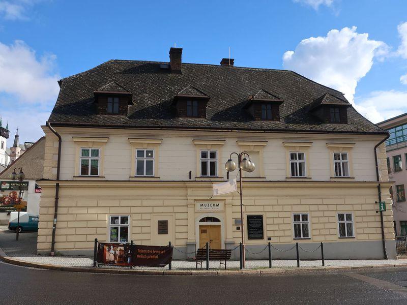 Museum von Semily (Foto: Martina Schneibergová)