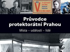 'Le Guide de Prague sous le Protectorat allemand', photo: Academia