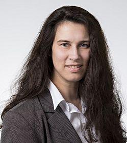 Michaela Grimm, photo: Archive of Allianz
