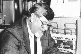 František Nepil, foto: Archivní aprogramové fondy Českého rozhlasu