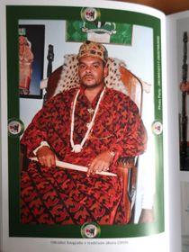 Obonete S. Ubam, photo: repro, Obonete S. Ubam, Sedm let v Africe / Prostor
