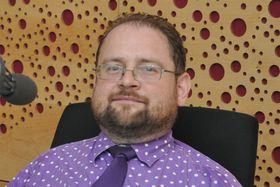 Martin Franc (Foto: Marián Vojtek, Archiv des Tschechischen Rundfunks)