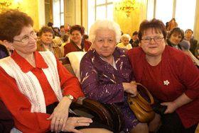 8 de marzo - El Día Internacional de la Mujer, foto: CTK