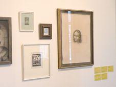Ausstellung aus dem Werk von Jan Zrzavý im Museum Kampa (Foto: Martina Schneibergová)