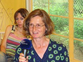 Maria Hammerich-Meier (Foto: Archiv von Maria Hammerich-Meier)