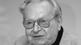 Ludvík Kundera, photo: Tomáš Vodňanský, ČRo