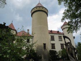 Konopiště castle, photo: Martina Schneibergová