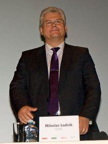 Милослав Лудвик, фото: Лудек Коварж, CC BY-SA 3.0